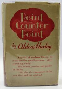 image of Point Counter Point: Aldous Huxley (1st Edition)