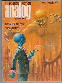 image of Analog: Science Fiction / Science Fact - March 1968