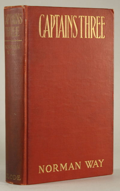 New York: Edward J. Clode, 1912. Octavo, eight inserted plates with illustrations by Armand Both, or...