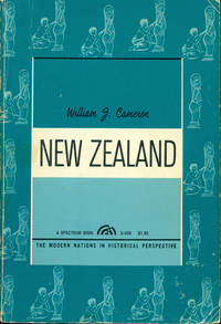 NEW ZEALAND (Spectrum S-608, Modern Nations in Historical Perspective Series)