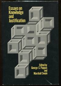Essays on Knowledge and Justification