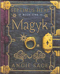 image of Magyk Septimus Heap Book One