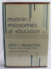 image of Modern Philosophies of Education