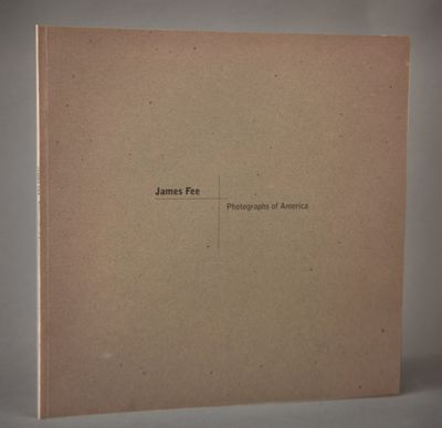 James Fee, Gardena, . Near fine. First Edition 10 5/8 x 10 5/8 inches, unnumbered pages, wrappers, p...