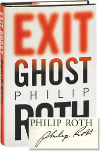 image of Exit Ghost (First Edition)