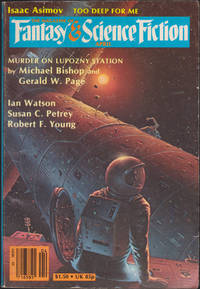 The Magazine of Fantasy & Science Fiction, April 1981 (Vol 60, No 4)