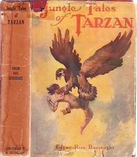 image of Jungle Tales of Tarzan (in Original Dust Jacket)