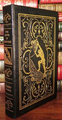 The Myth Of Sisyphus And Other Essays By Camus Albert Image Of The Myth Of Sisyphus Easton Press