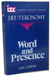 Deuteronomy  Word and Presence