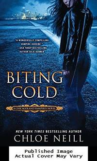 Biting Cold (Chicagoland Vampires) by  Chloe Neill - Paperback - First Edition - 2012-08-07 Cover Edge Wear. See  - from EstateBooks (SKU: 328PM24L+_52cdb826-e257-4)