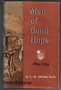 MEN OF GOOD HOPE.