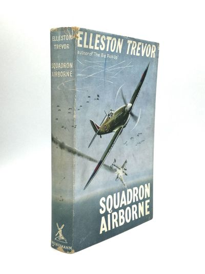 London: William Heinemann, 1955. First Edition. Hardcover. Very good/Very good. Signed by Elleston T...