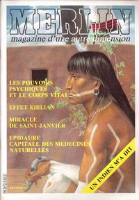 MERLIN  Magazine d'une Autre Dimension n° 2 à 6
