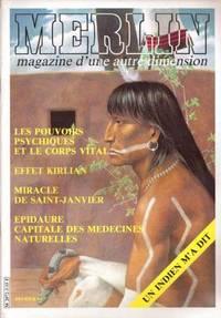 MERLIN, Magazine d'une Autre Dimension n° 2 à 6