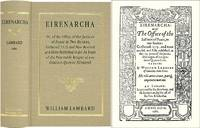 Eirenarcha, or the Office of the Justices of Peace by  William; William Lambarde Lambard - First edition - 2003 - from The Lawbook Exchange Ltd (SKU: 36545)