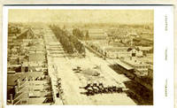 Early photographic city views of Ballarat, Victoria