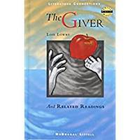 Literature Connections English, Grade 7 : The Giver