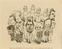 image of Broadside depicting Richard Nixon, Spiro Agnew and others