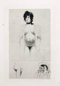 La Fille Elisa. Edition illustrée de vingt pointes-sèches originales de Paul-Louis Guilbert. Préface de J.-H. Rosny Ainé. Postface de Jean Ajalbert.