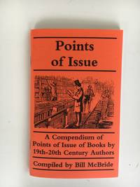POINTS OF ISSUE by BILL MCBRIDE - Paperback - 3 - from My Book Destination (SKU: 221238)