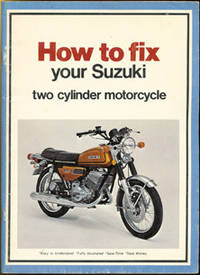 How to Fix Your Suzuki Two Cylinder Motorcycle