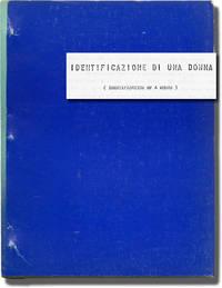 image of Identification Of A Woman [Identificazione Di Una Donna] (Original screenplay for the 1982 film)
