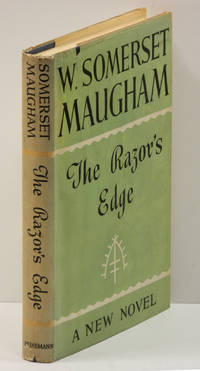 image of THE RAZOR'S EDGE: A Novel