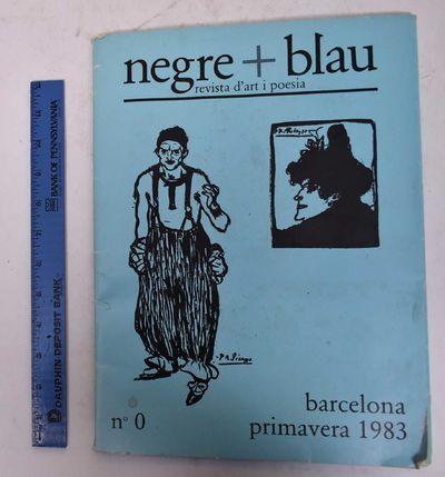 Barcelona: Edicions del Cotal, 1983. Paperback. VG- moderate edge wear and scuffing/soiling to folde...