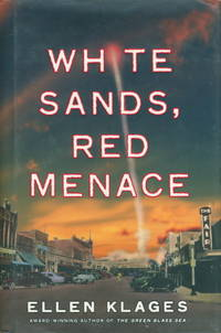 image of WHITE SANDS, RED MENACE.