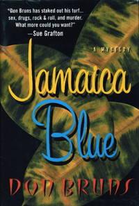 JAMAICA BLUE.