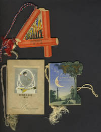 image of Collection of West Point Hop Cards once belonging to Ruth Hill and Ethel Hill, daughters of Manhattan Realtor Spencer Hill, with Notable Dance Partners such as Dwight D. Eisenhower