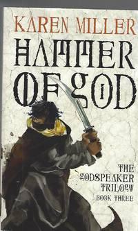 Hammer of God (Godspeaker Trilogy, Book 3)
