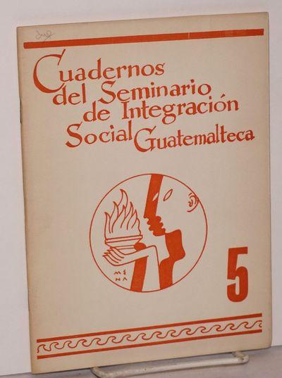 Guatemala: Editorial del Ministerio de Educación Pública