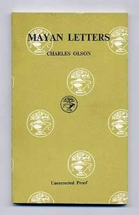 image of Mayan Letters (Cape Editions)