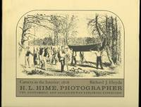 image of CAMERA IN THE INTERIOR:  1858.  H.L. HIME, PHOTOGRAPHER.  THE ASSINIBOINE AND SASKATCHEWAN EXPLORING EXPEDITION.