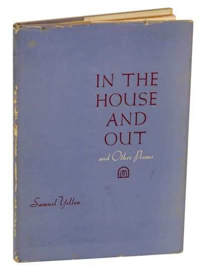 Bloomington, IN: Indiana University Press, 1952. First edition. Hardcover. 62 pages. A close to near...