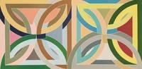 Frank Stella at Castelli (poster)