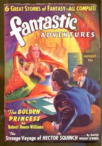 Fantastic Adventures: August, 1940