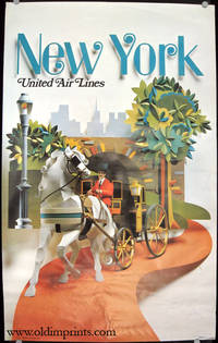 New York. United Air Lines