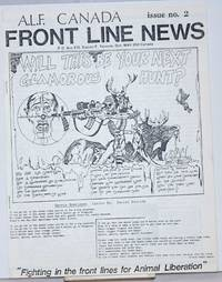 ALF Canada Front Line News, issue 2 [December, 1985]