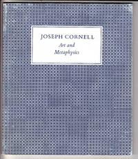 Joseph Cornell:  Art and Metaphysics
