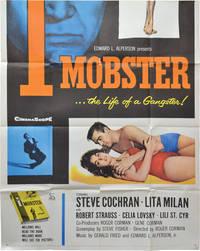 I Mobster [I, Mobster] (Original three-sheet poster for the 1958 film)