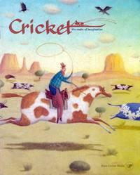 Cricket Children's Magazine March 2017