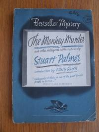 The Monkey Murder and other Hildegarde Withers stories