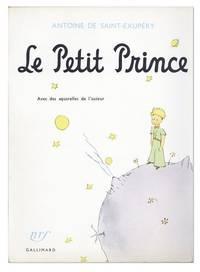Le Petit Prince avec les Dessins de l'auteur