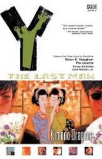 image of Y: The Last Man, Vol. 8: Kimono Dragons