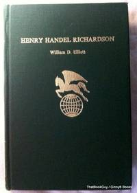 Henry Handel Richardson (World Authors)
