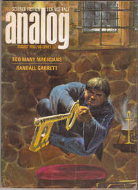 Analog Science Fiction / Science Fact, August 1966 (Volume 77, Number 6)