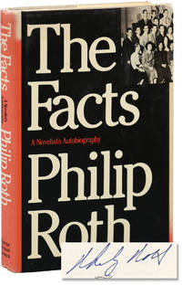 image of The Facts: A Novelist's Autobiography (Signed First Edition)