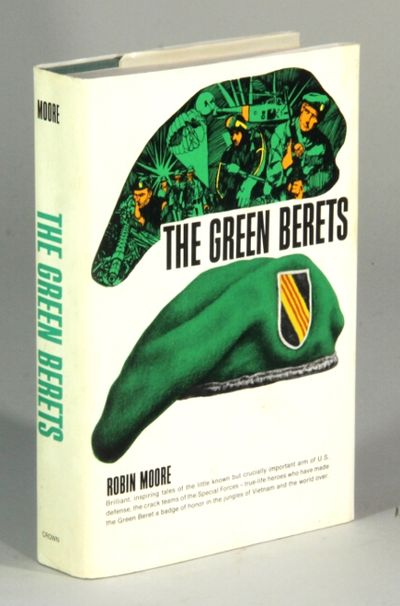 New York: Crown Publishers, 1965. First edition, unclipped dust jacket, 8vo, pp. , 341, ; very sligh...